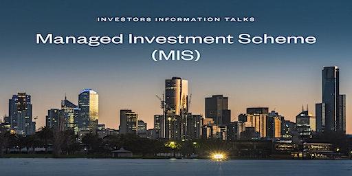Investor Information Talks