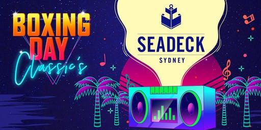 Thurs 26 Dec - Boxing Day on Seadeck