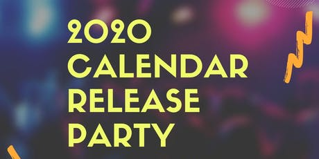 2020 Calendar Release Party  tickets