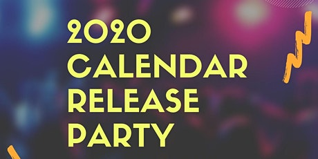 2020 Calendar Release Party  tickets