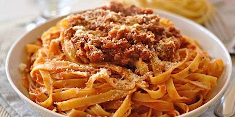 Homemade Pasta Class: Winter Pasta Dishes (Tagliatelle)  tickets