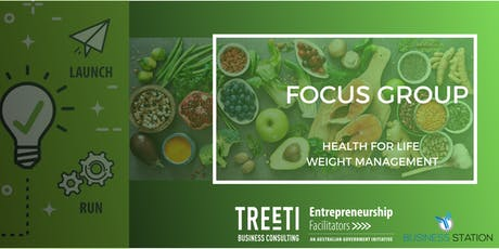 Focus Group - Health for life Weight Management Services tickets