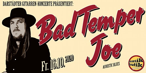 Bad Temper Joe (Acoustic Blues) - Darstädter Gitarren-Konzerte