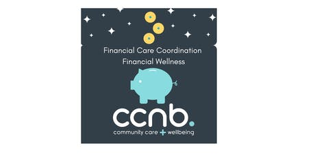 CCNB Financial Wellness - Information Session  tickets