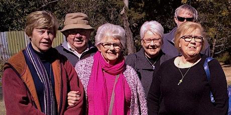 Seniors Festival -  Nature Walk and Wheel tickets