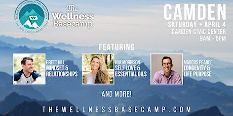 The Wellness Basecamp Camden tickets
