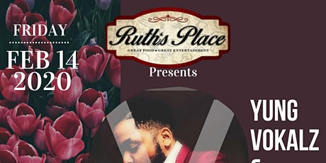 A Night at Ruth's Place with Yung Vokalz and the M tickets