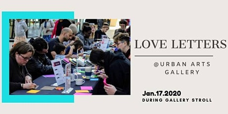 Love Letters [Pop-Up Event] Origami Edition tickets