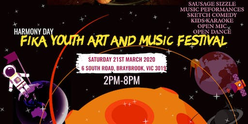 FIKA Youth Art And Music Festival
