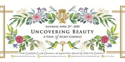 Uncovering Beauty - A Tour of Secret Gardens & Celebration Luncheon