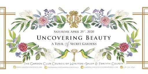 Uncovering Beauty - A Tour of Secret Gardens & Celebration Luncheon