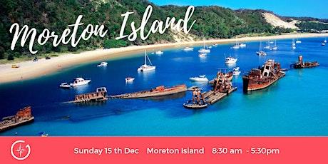 DAY TRIP I MORETON ISLAND tickets