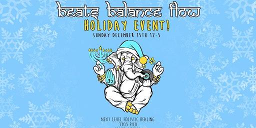 Beats Balance Flow Holiday Party