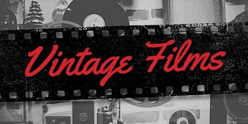Vintage Film - Tiaro Library