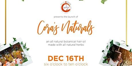 Launch Party of Cora's Naturals Oils- StudioTen31 tickets