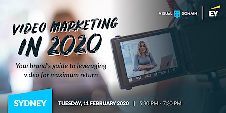 Video Marketing in 2020 - Your brand's guide to leveraging video tickets