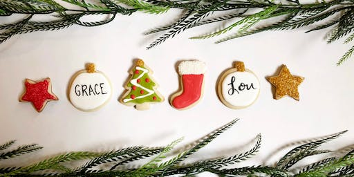 Cookie Decorating for Kids! at Maker Studio (12/23 at 12pm)