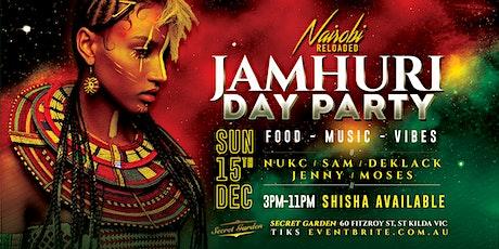Jamhuri Day Celebrations DAY PARTY tickets