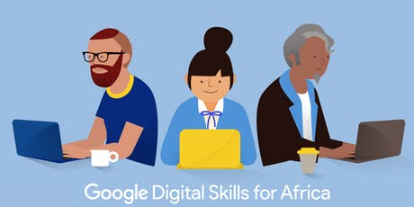 Google Digital Skills for UI Final Year students tickets