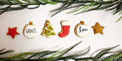 Cookie Decorating for Kids! at Maker Studio (12/23 at 5:30pm)