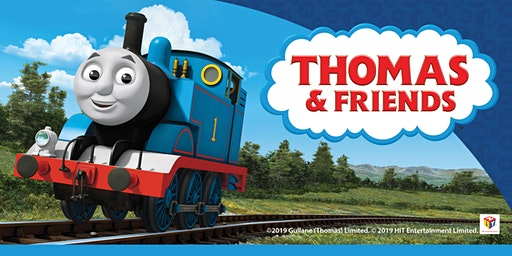 THOMAS & FRIENDS LIVE ON STAGE