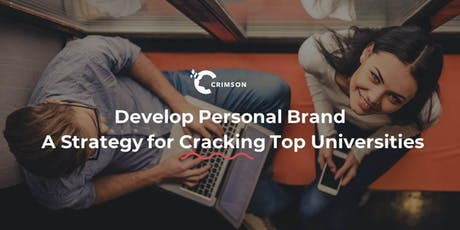 [HCMC] Develop Personal Brand -  A Strategy for Cracking Top  Universities tickets