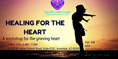 Healing For the Heart tickets