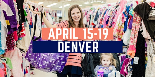 Presale Just Between Friends of Denver Spring 2020