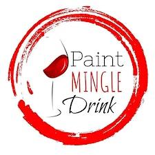 Paint Mingle Drink logo