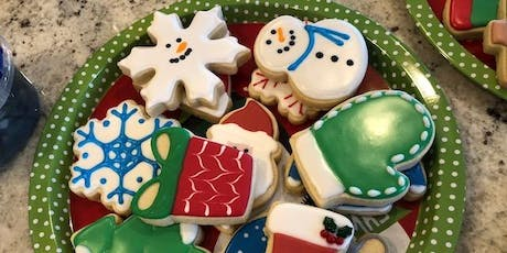 *KIDS* Holiday Cookie Decorating Workshop tickets