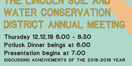 End of Year Potluck and Celebration tickets