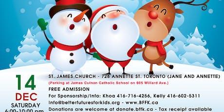 Family Christmas Festival tickets