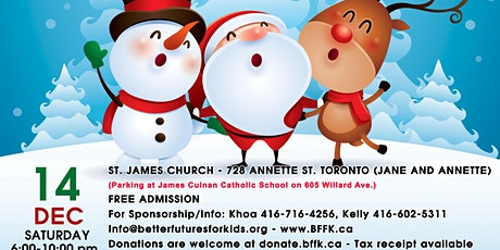 Family Christmas Festival tickets