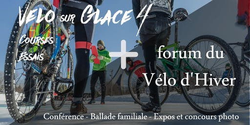 Vélo sur Glace 2020 / Forum Vélo d'Hiver
