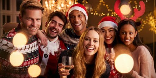 XMas Special - Meet & connect with ladies & gents! (35 -50)(Free Drink/Tor)