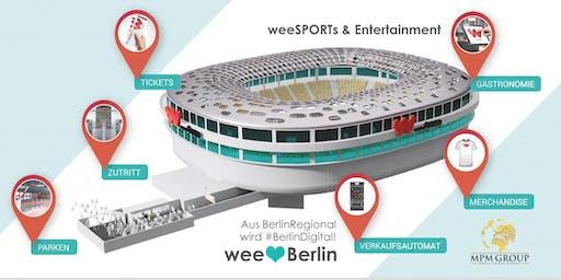 Spezial - LiveEvent - weeSPORTs & Entertainment