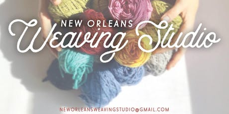 Intro to Tapestry weaving tickets