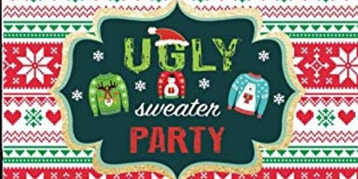 FREE ONE MORE CUSTOMER UGLY CHRISTMAS SWEATER  PARTY