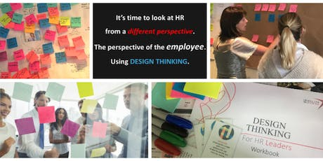 Design Thinking for HR Leaders - Canberra tickets