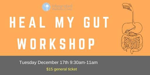 Heal My Gut Workshop