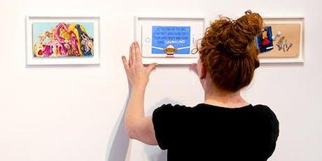 Illustrators Australia 9x5 Exhibition 'Grow' tickets