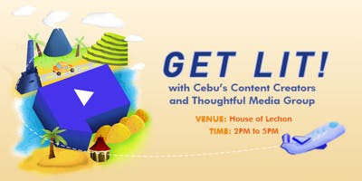Get Lit with Cebu Content Creators and Thoughtful Philippines