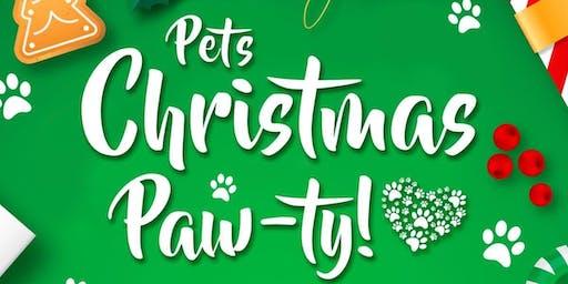 Pets Christmas Pawty