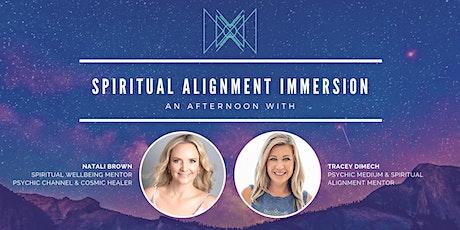 Spiritual Alignment Immersion - Brisbane tickets