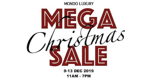 Mondo Luxury Christmas Sale  Up to 70%off