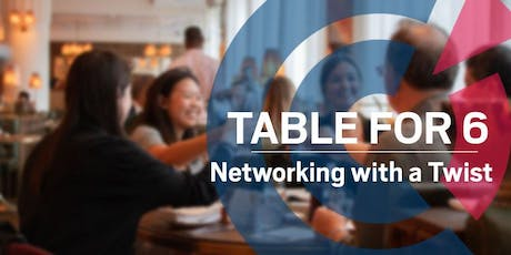 NSW | Table for 6 Networking Dinner @ Franca Brasserie - Tuesday 19 May tickets