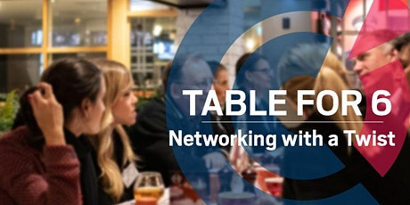 NSW | Table for 6 Networking Dinner @ Four Frogs - Thursday 30 January tickets