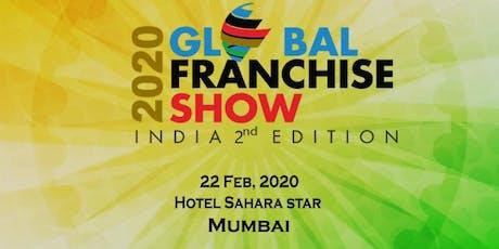 Global Franchise Show 2020 Mumbai tickets