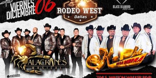 Alacranes K-paz Dallas TX