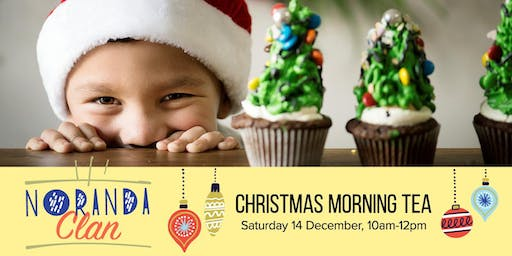 Noranda Clan Christmas Morning Tea